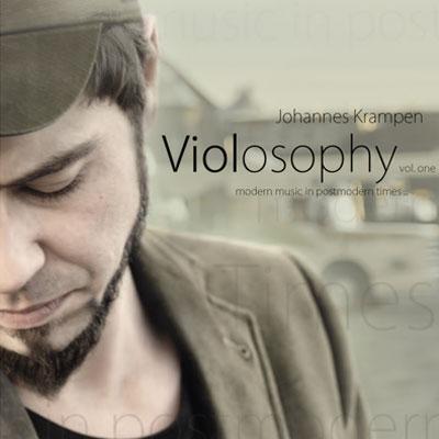 Violosophy - modern music in postmodern times  Violine: Johannes Krampen Klavier: Katja Küppers